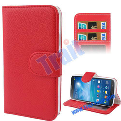 Simple Design with Card Holder Case for Samsung I9295 Galaxy S4 Active