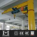 5t brazo de la grúa de elevación taller 360 equipo de grado