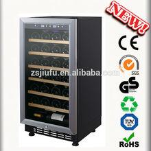 Instant Wine Chiller 28 bottles Compressor wine cooler manufacturers in China