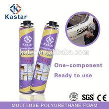 clean polyurethane foam