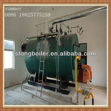 coconut shell fired boiler&automatic wns oil fired condensing boiler