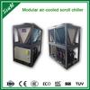 SC 48V DC Solar power air conditioner,modular scroll chiller type