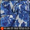 70gsm patterned silk chiffon fabric wholesale