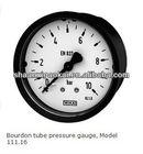 Germany Wika bourdon tube pressure gauge, Model 111.16
