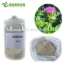 Silibinin 98% CAS NO: 22888-70-6