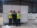 Grad FRP de armazenamento tanque de água