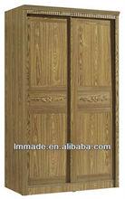 home storage sliding door folding wardrobe design(200228)