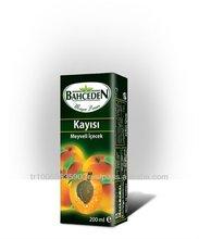 200 ml Bahceden Tetrapak Apricot Juice