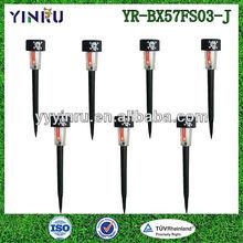 YINRU-halloween black light,plastic halloween stake,solar halloween stake garden light