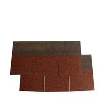 Red 3-Tab Shingles Colors Tiles