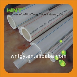 Hot sale plastic building 20mm ppr pipe price size
