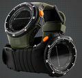 Mais novo na moda militar mens relógios de grife