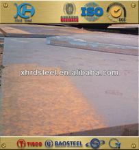 prime quality Mn13 wear plate/wear steel plate