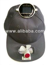 Solar Cool Cap (Monogram/ Company Logo Printing is done here)