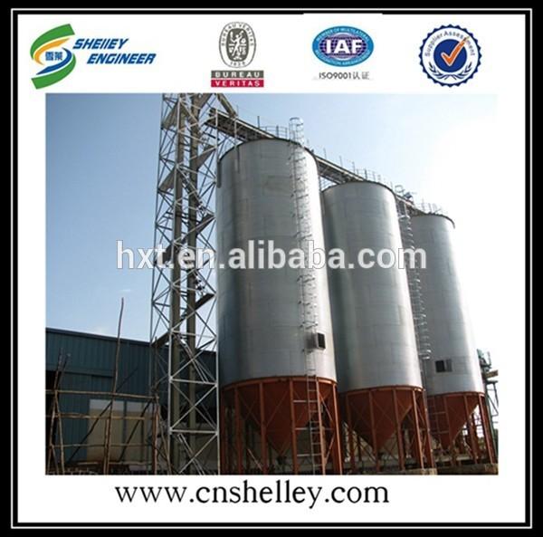 مطاحن الدقيق المستخدمة صوامع الحبوب الصلب المجلفن الأسعار