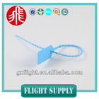 330mm Pull Load Blue Plastic Security Seal With ISO Certification