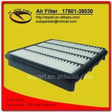 air filter for toyota UZJ200,LX570,LAND CRUISER 200, 315*296*52 // 17801-38030 17801-0S010