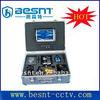"underwater camera fishing, Besnt hot sale fish finder mini camera 100m 7"" TFT LCD waterproof camera BS-ST03A"