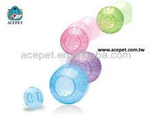 Hamster Plastic Round Ball Cage 6972 multi color