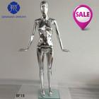 2013 fashion cheap plastic women sex doll/full body female mannequin QianWan Displays