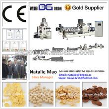 Roasted Corn Flakes Machine /Extruder