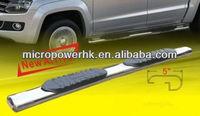"""Auto Accessory 5"""" S/S Side Bar For Mitsubishi Triton"""