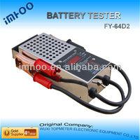 digital battery checker Car Battery Tester FY-64D2 universal battery charger