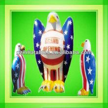 Moscot eagle inflatable model cartoon (Qi Ling)