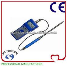 probe length 600mm, measure range 0-80%, portable digital sand moisture meter