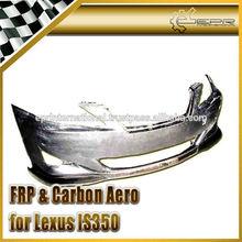 For Lexus GS Series S190 Aristo GS430 Carbon Fiber H1-Style Front Bumper Lip Splitter