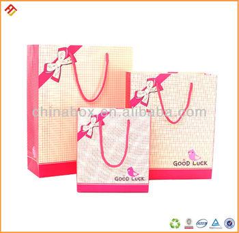 Different Size Custom Printing Paper Bag Making Machine Price