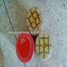 abrasive granite floor polishing pads