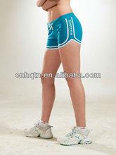 Customised ladies gym shorts