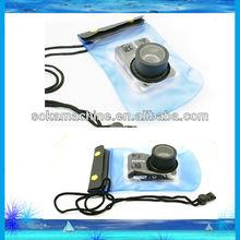 Lanyard waterproofing camera case