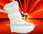 Snow boots on sale! cheap girls fashion boots,bulk wholesale shoes