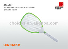 2013 CTL-MB011 Healthy and safe Rechargeable electric mosquito bat