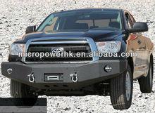 Auto Accessory Iron Front Bumper w/Pre Runner Hoop For 07-13 Toyota FJ Cruiser