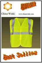 Good Quality Hi-vis Vest,Mesh Fabric