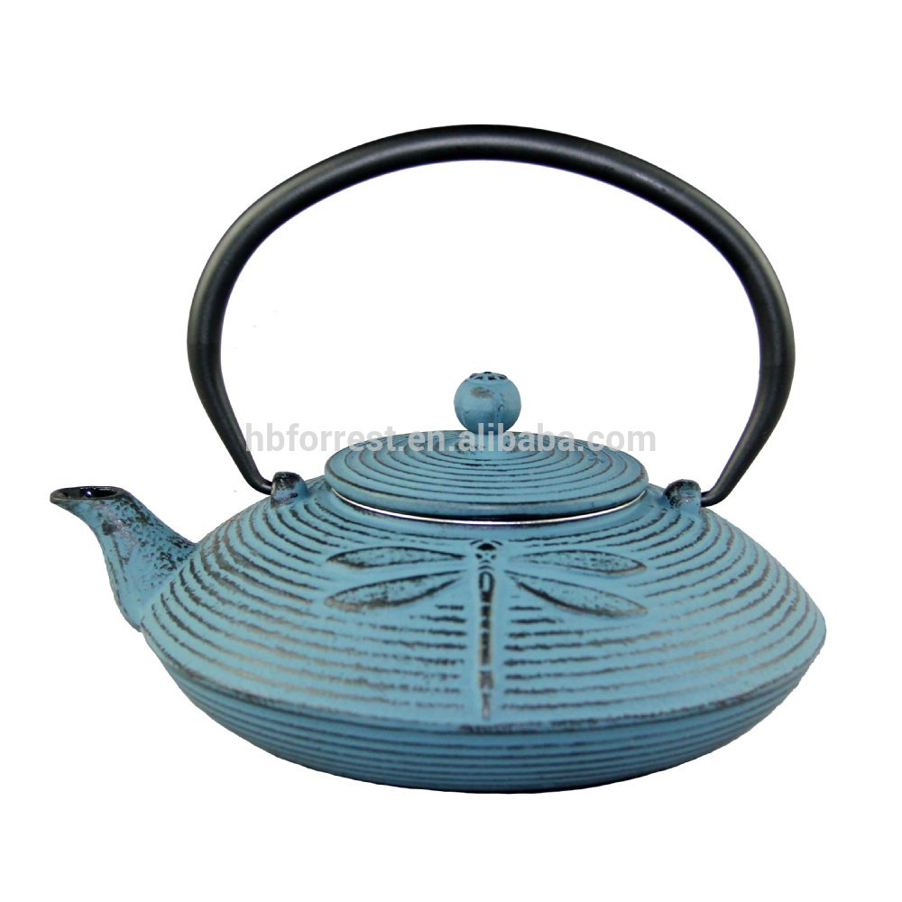 Antique Cast Iron Teapot Cast Iron Teapot With