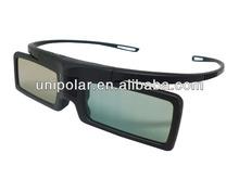 Newest active shutter 3d glasses, shutter 3d glasses,IR active 3d glasses