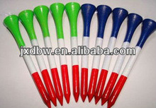 China Manufacturer Personalized Wood Golf Tees