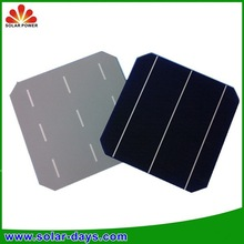 Solar battery with High Efficiency 17.2%-20% Power 4.67W 6*6/3*6 Mono/Poly Crystalline Solar Cell