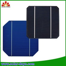High Efficiency &Lowest Price 125*125/3*6 Mono-crystalline Solar Cell
