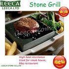 Stone roast plate hot stone grill