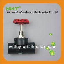 polyethylene pipe industrial power sweeper