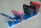 2014 hot sale acrylic mobile phone display rack