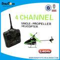 2.4g 4 funzione 3,5 canale elicottero rc con usb