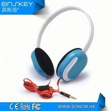 new custom colorful anime stereo headphone