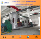 induction aluminum smelter /smelting furnace