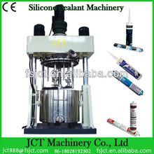 Machine for making acrylic silicone sealant